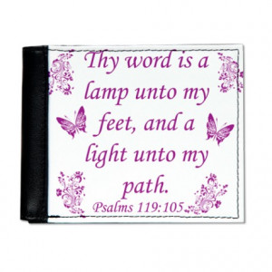 Quotes Gifts > Bible Quotes Wallets > Inspirational Bible sayings Mens ...