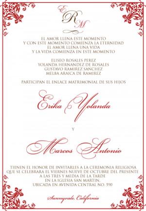 Wedding Invitation Wording 5 Wedding Invitation Wording