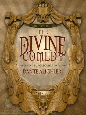 ... decided to read dante s the divine comedy in it s entire three parts