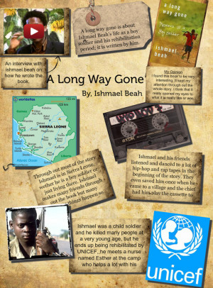 a long way gone popular culture Aminatta forna reviews a long way gone: memoirs of a boy soldier by ishmael  beah.