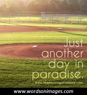 inspirational quotes about baseball quotesgram