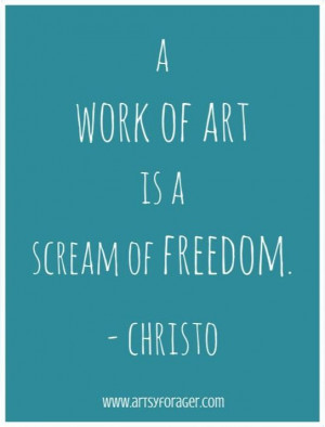 Quotes, Art Therapy Quotes, Christo Quotes, Arttherapy Christo, Quotes ...