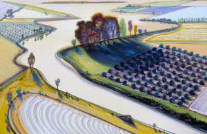 Wayne Thiebaud (landscapes)