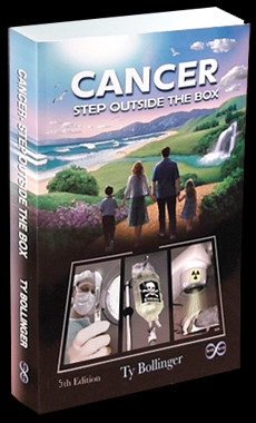 Book Cancer - outside the box