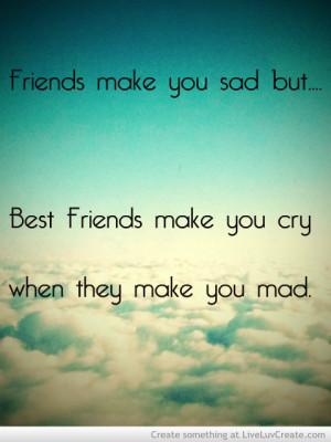 When Friends Hurt You