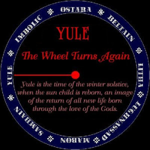 ... You and Yours a Very Happy Winter Solstice and a Very Blessed Yule