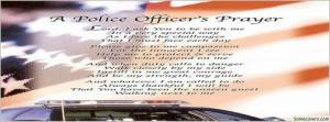 Police Officer Facebook Cover