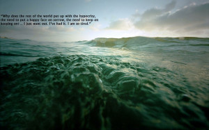 water ocean quotes 1920x1200 wallpaper Nature Oceans HD