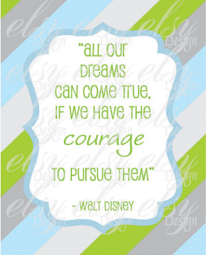 Military Courage Quotes Quote walt disney - courage