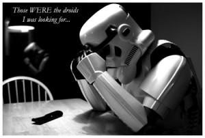 Star Wars with a French existentialist twist. Almost all the subtitles ...