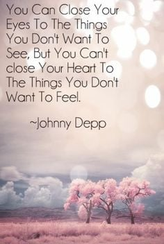 Great quote, but Johnny Depp did not coin this phrase!!! It pisses me ...