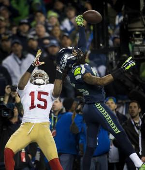 Richard Sherman steals spotlight in Seahawks-Broncos Super Bowl ...