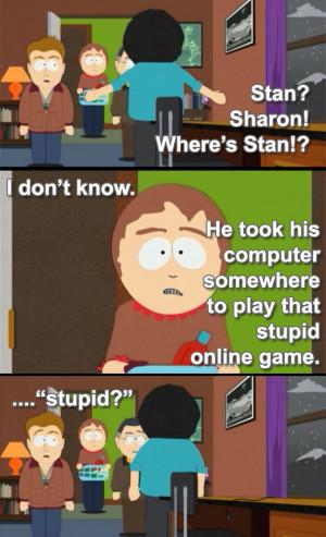 ... South Park Butters Quotes , South Park Cartman Quotes , South Park