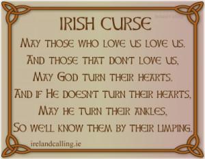 Top Irish sayings. Image Copyright- Ireland Calling