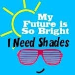 Cool and funny sunglasses quote!