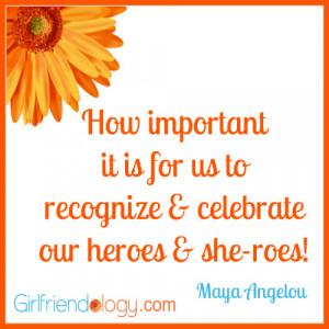 Friendship Quotes Maya Angelou