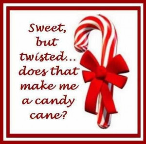 Candy cane quote