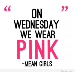 Funny Mean Girls Quotes