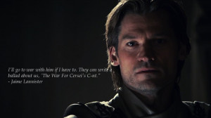 ... / Game Of Thrones / Jaime Lannister's Quotes / The Kings Guard