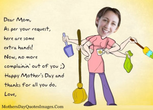 ... funny mothers day quotes and sayings with funny mothers day image 1