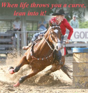 Pole Bending Quotes For Cowgirls Quotesgram