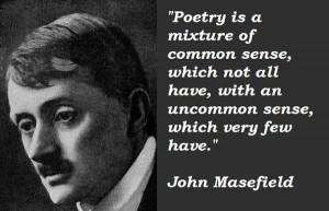 John masefield quotes 5