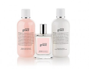 The Amazing Grace by philosophy bath and body set from Macys for $55 ...