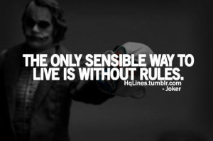 the joker quotes