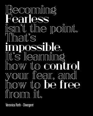 Fearless Quotes Credited