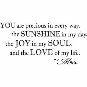 My children, My everything #single mom quotes
