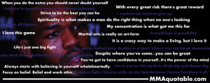 John Smith Wrestling Quotes Collage of jon jones quotes