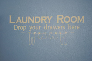 tool to apply the vinyl to your wall, along with directions will ...