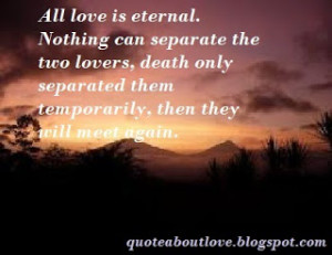 Quotes about Lovers Parting