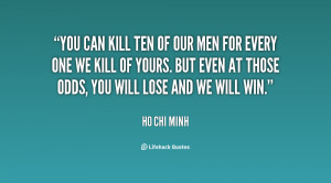 Kill a Man Quote