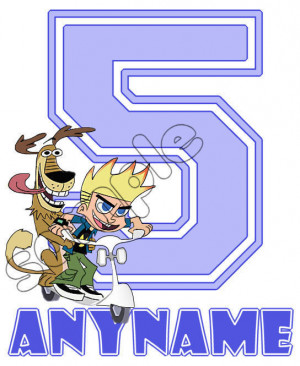 Johnny Test And Dooky Dukey