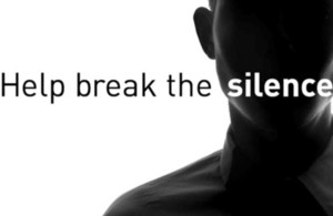 ... to help break the silence for male rape victims male victims of rape