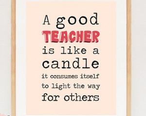 Best English Teacher Quotes Gifts for teachers - teachers