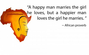 Ancient African Proverbs About Love That Will Make You Think