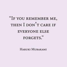 Haruki Murakami More