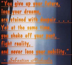 Sarah Butler Quotes