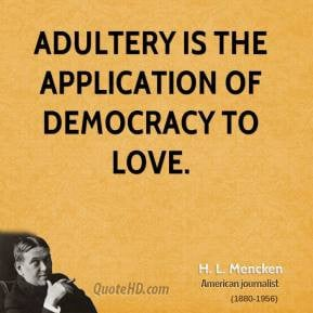 Adultery Quotes