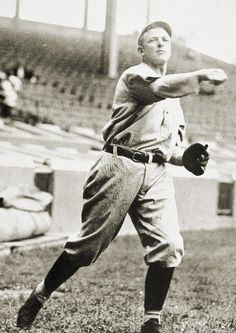 Christy Mathewson, New York Giants