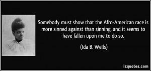 More Ida B. Wells Quotes