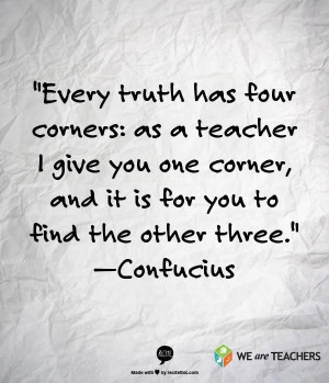 Celebrate Quotes: Leave it to Confucious... Facebook: http://www ...