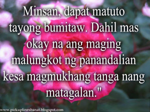 Pinoy Pickup Lines | Banat Lines Cheesy Lines