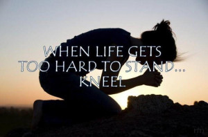 hard life quotes