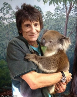 Ronnie Wood Quotes