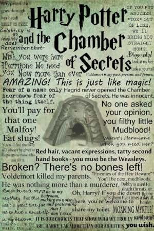 Harry Potter - Harry Potter Quotes book 2: Hp Quotes, Harry Potter ...