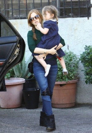 Isla Fisher Quotes Chatter Busy