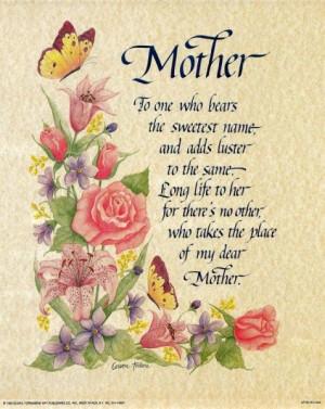 in memory of moms in heaven images | ... MOM-IN-HEAVEN-MEMORIAL-POEM ...